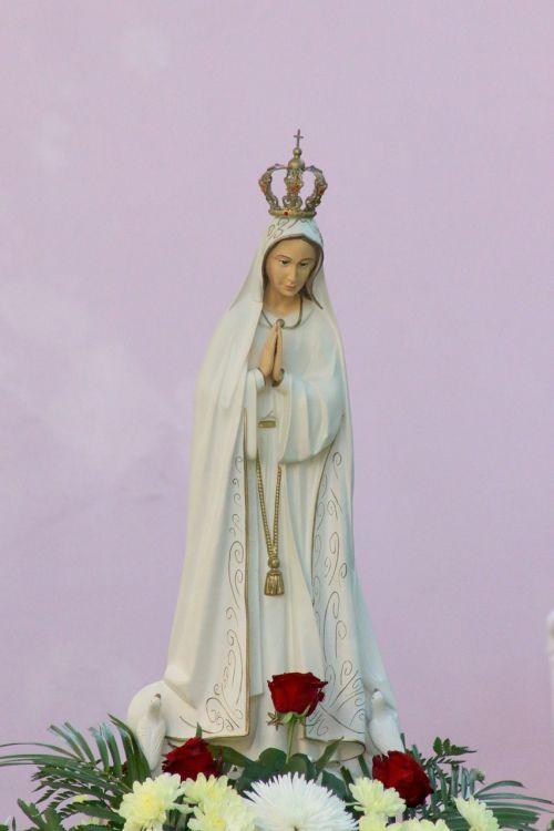 maria fatima rosary
