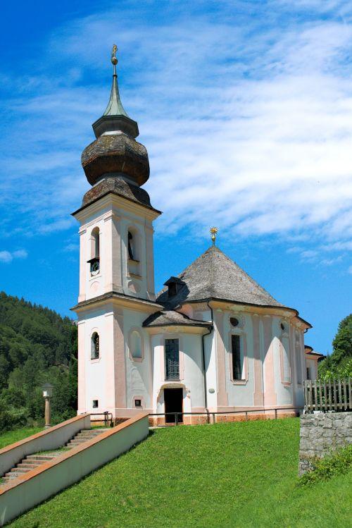 maria gern church chapel