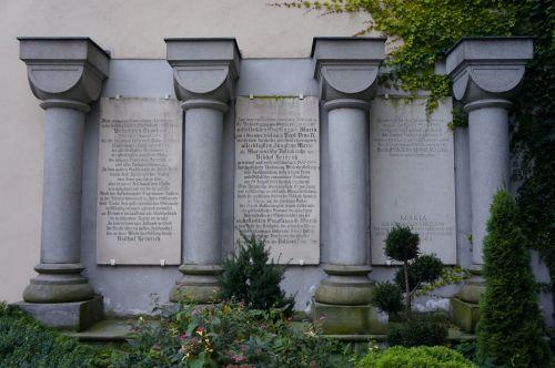 Marian Pillars