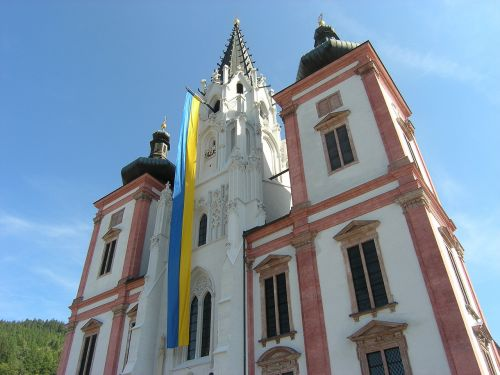 mariazell cathedral church