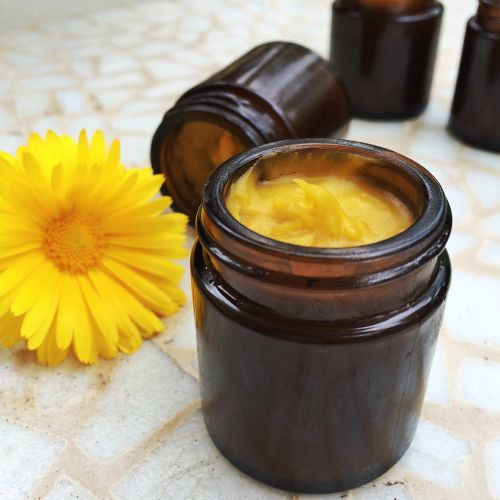 ointment marigold calendula officinalis