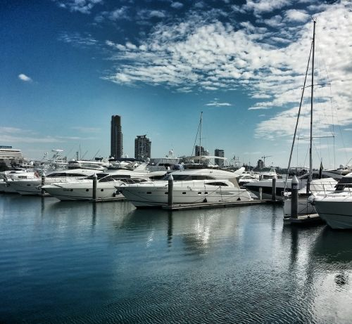 marina gold coast australia