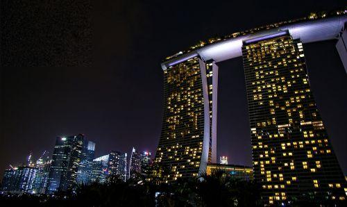 marina sand bay singapore landmark
