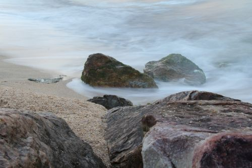 marine coastal beach