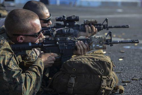 marines usmc m4a1 carbine