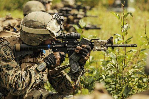 marines usmc training
