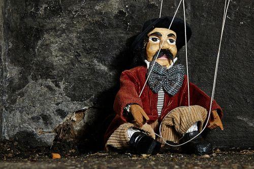marionette strings puppet