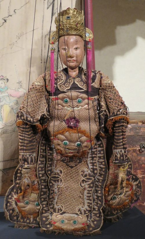 marionette male quanzhou