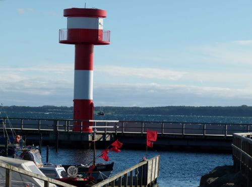 maritime lighthouse baltic sea