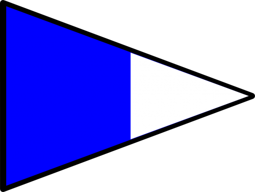 maritime flag second repeater