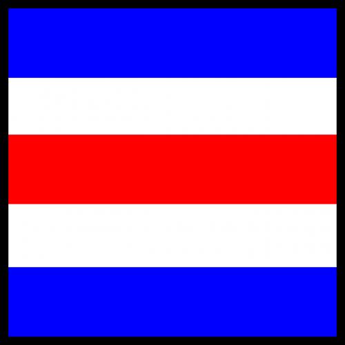 maritime flag nautical