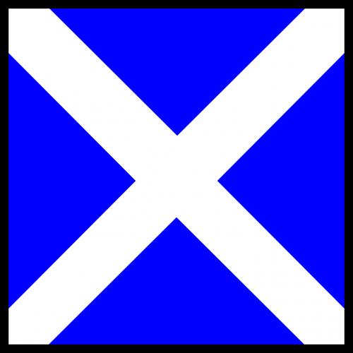 maritime flag signal