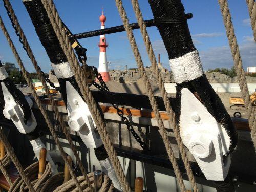 maritime ship daymark