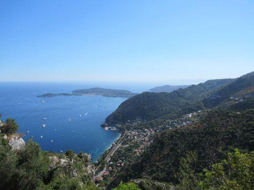 maritime landscape side france