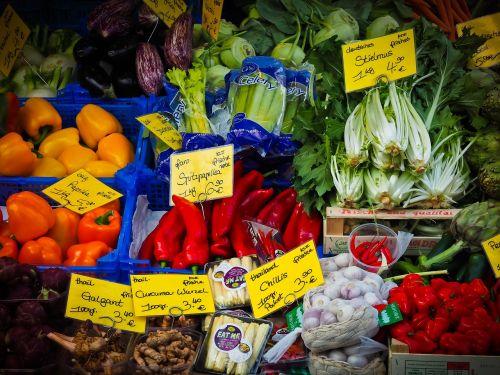 market market stall sale