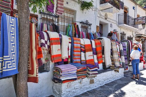 market blankets handmade