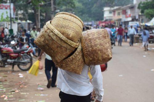 market dhenkanal rathayatra