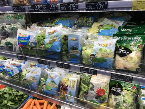 market supermarket detail