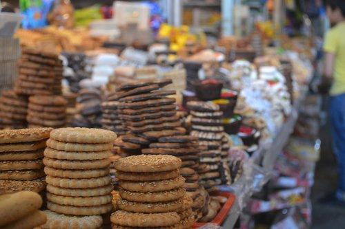 market  sale  food