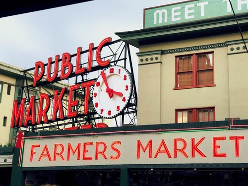 market  seattle  washington