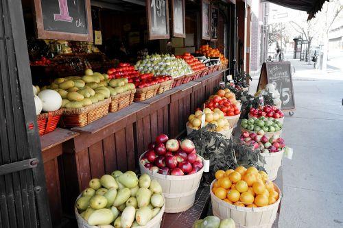 market street fruit