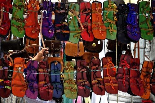 market  sandals  since