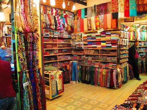 market gran bazar colors