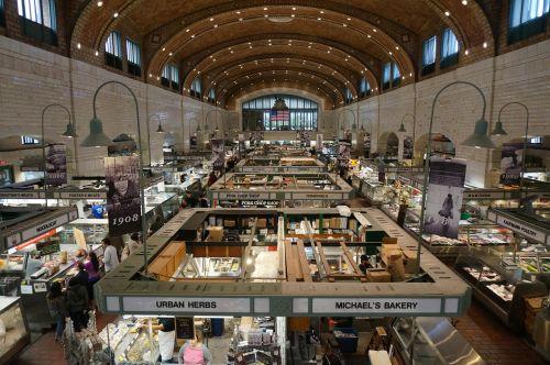 market cleveland ohio