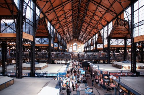 market hall nagy vásárcsarnok budapest