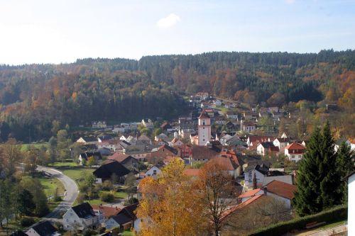 market town breitenbrunn altmühl valley