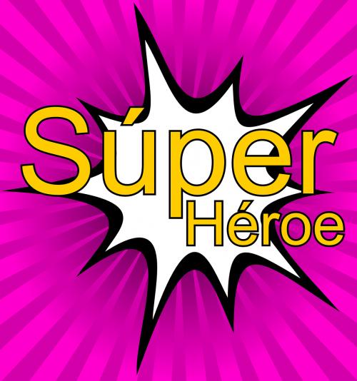 marketing super hero