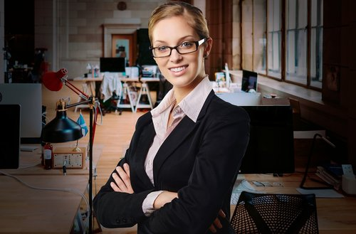 marketing  businessman  businesswoman