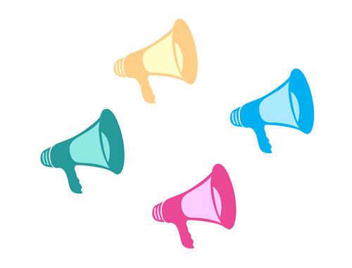 marketing  communication  loudspeaker