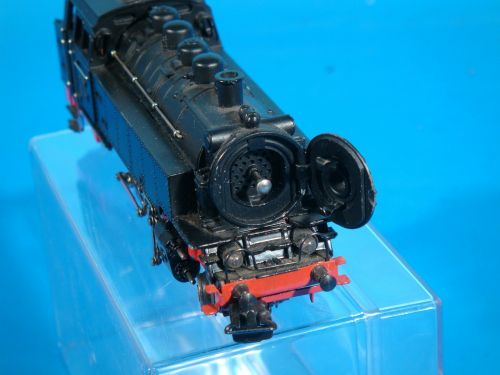 märklin steam locomotive scale h0