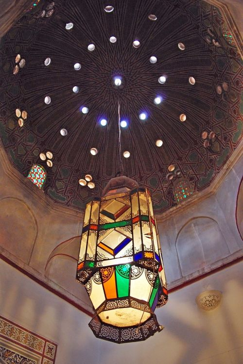 marrakech lamp dome