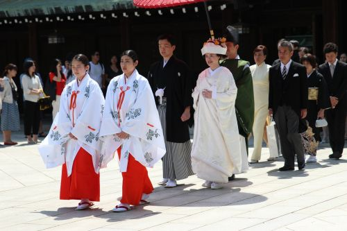 marriage japanese tradition