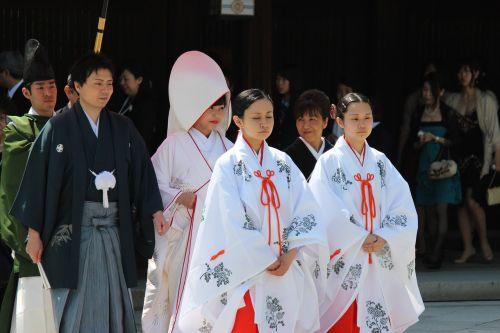 marriage japanese buddhist