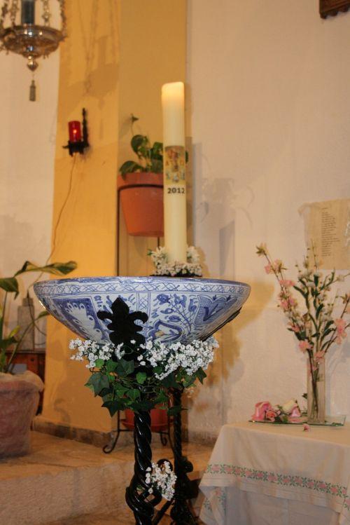 marriage baptism communion