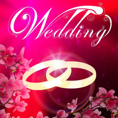 marry love wedding ring