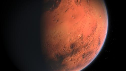 mars planet cosmos