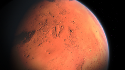 mars land planet