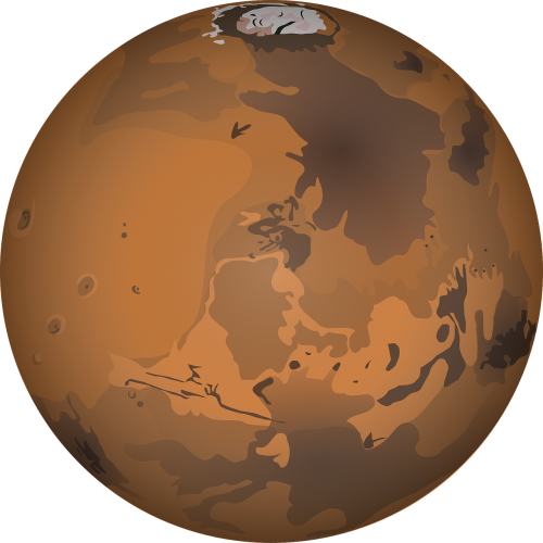 mars planets red planet