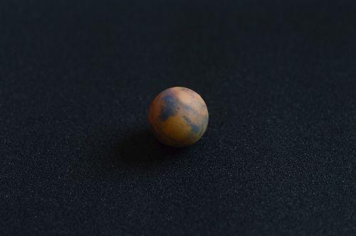 mars model planet