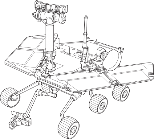 mars rover exploration