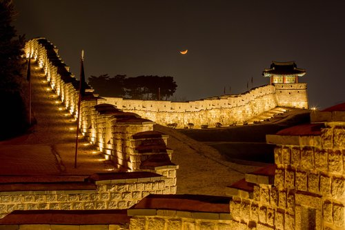 mars  suwon hwaseong  castle
