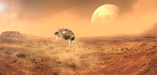 mars  space  planet