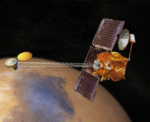 Marsas,odisėja,erdvė,kosmosas,kosmosas,planeta,menas,piešimas,dangus,tyrinėjimai,meno