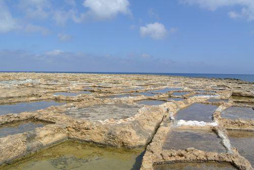 marsalforn salt pans gozo