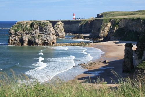 marsden beach south shields