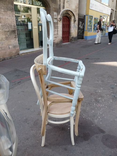 marseille chairs odds and ends
